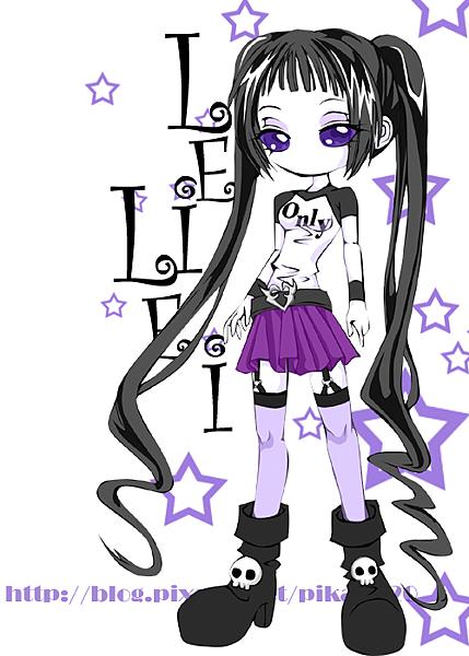 LEILEI-蕾蕾