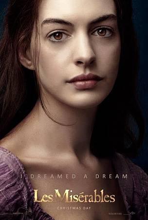 LesMiserables Anne Hathaway