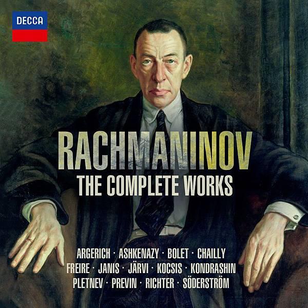 Rachmaninov comlete work.jpg
