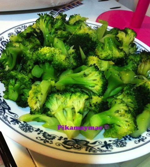broccoli green