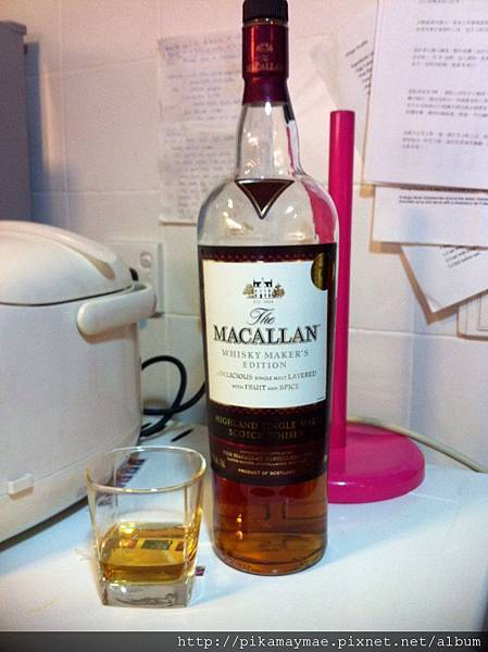 Macallan whiskey-photo
