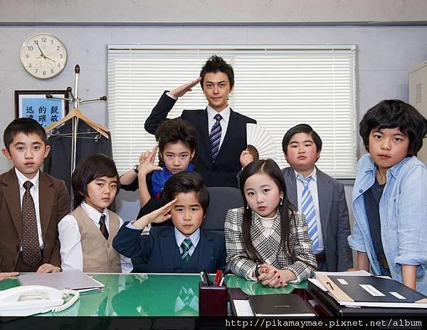 鈴木福,兒童警察team