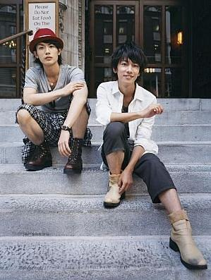 Haruma and Takeru - DVD cover.jpg