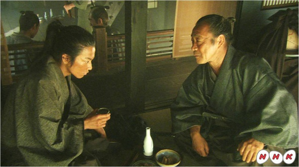 Ryouma Ep.18 - 勝海麟太郎、岡田以藏.jpg