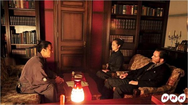 Ryouma Ep.33 - 龍馬、大浦慶、Glover.jpg