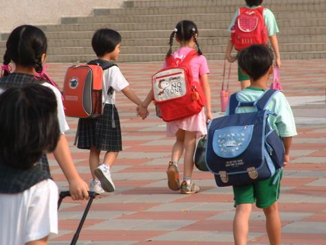 庭--小一上學