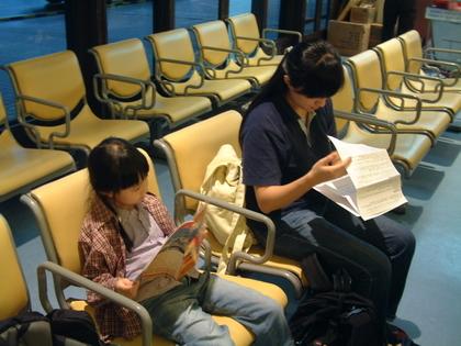 香港--中正機場(一)