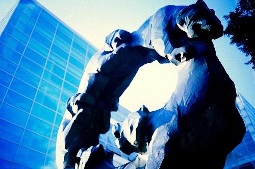 淡江大學--雕塑