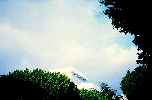 淡江大學--天空