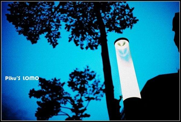 至善路--路燈