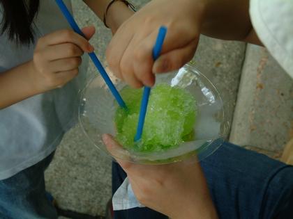 香港--海洋世界吃冰(三)