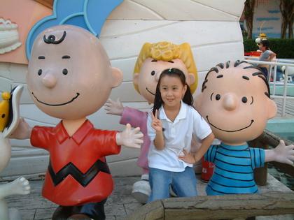 香港--史努比樂園(三)