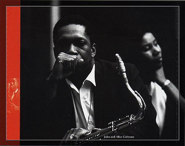 John Coltrane - Coltrane For Lovers (2001) - Inlay