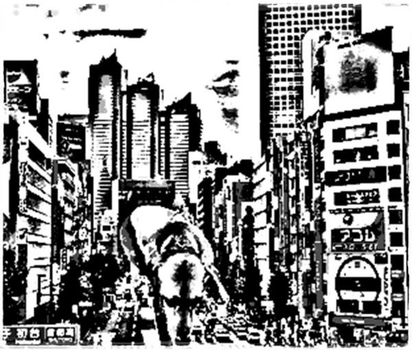 雞腿入侵東京.01