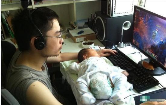 不能讓男人帶孩子ㄚ.jpg