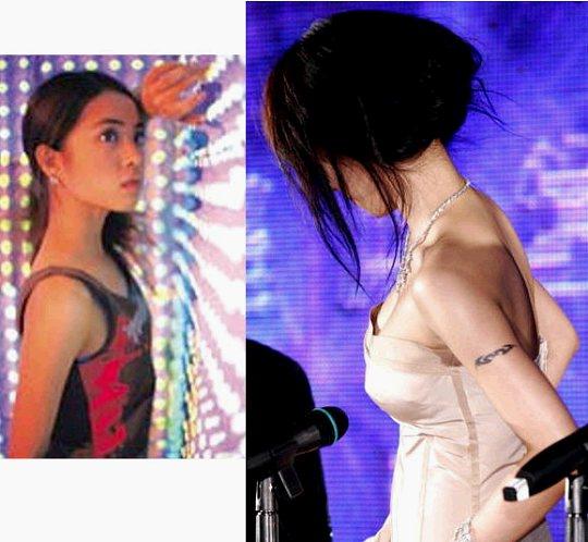 蔡依林神奇胸部的發育過程06