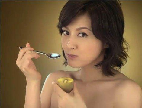 藤原紀香全裸上陣拍廣告02.jpg