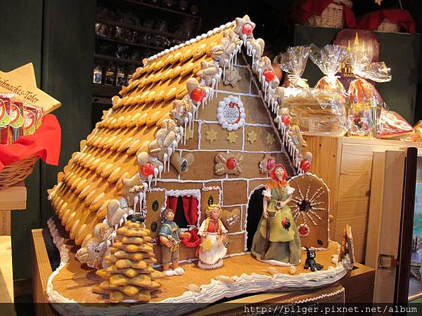 維也納聖誕市場 11.16.正式開市