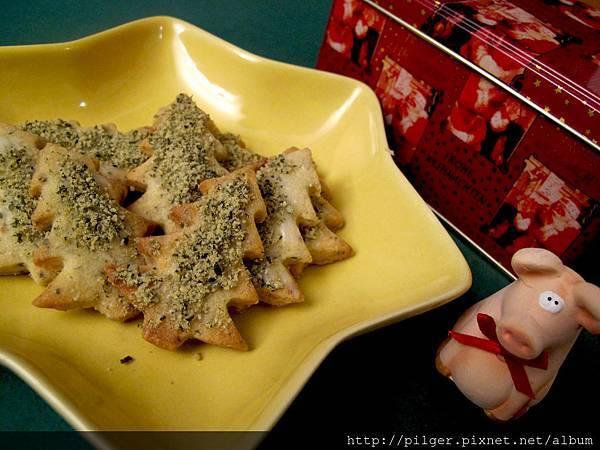 南瓜子酥餅