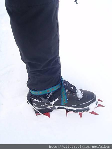 奧地利 雪山 冬日登頂