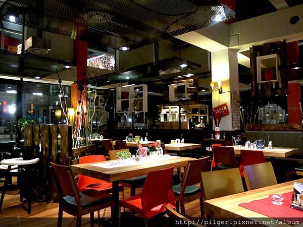 奧地利的大胃王餐廳