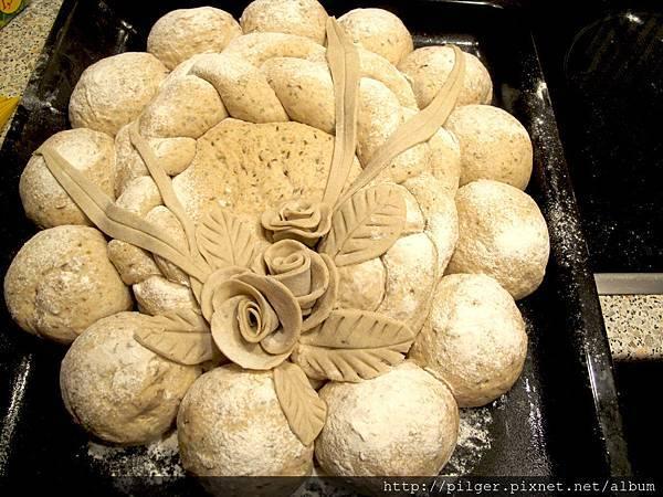 派對麵包 平安夜