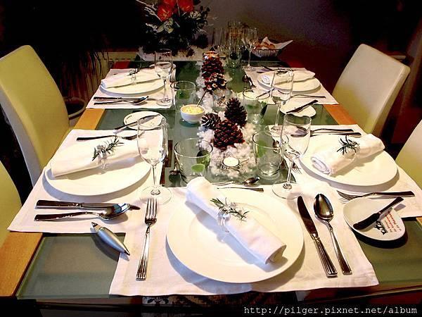 [冬遊-會友] 伊麗莎白的餐桌