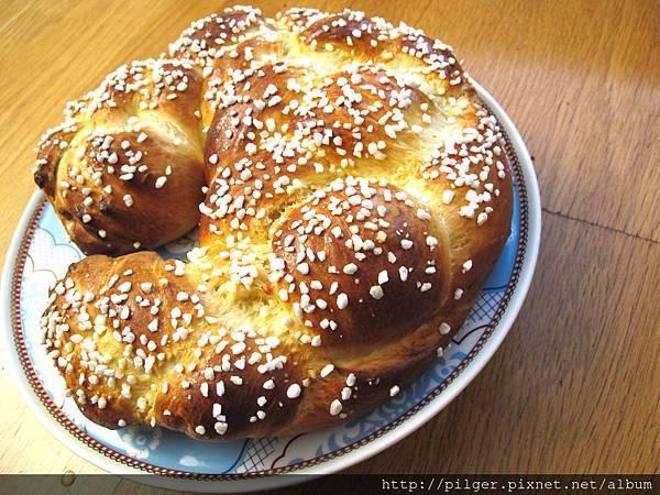 復活節 奶油辮子麵包 Der Osterzopf