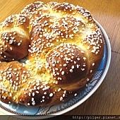 捲心麵包 Kaerntner Reindling