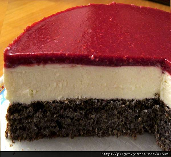 覆盆子奶酪蛋糕