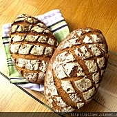 葵花籽黑麥麵包