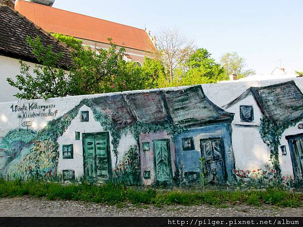 [背包步旅] 45公里春天的呼喚 - Weinviertel Jakobsweg