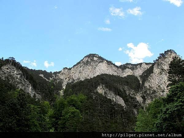 [背包步旅] 拉克斯山脈 高山峽谷行 - Rax