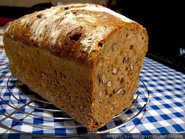 絲佩爾特小麥歐式麵包