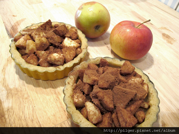 蘋果酥酥派