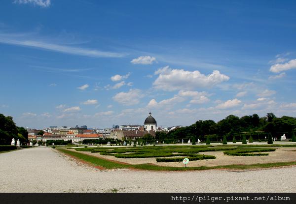 美景宮 Schloss Belvedere