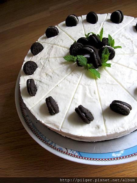 歐利歐奶酪蛋糕