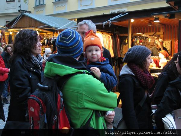 維也納 史皮特貝格 聖誕市集