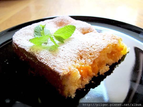 杏桃蛋糕 Marillenkuchen