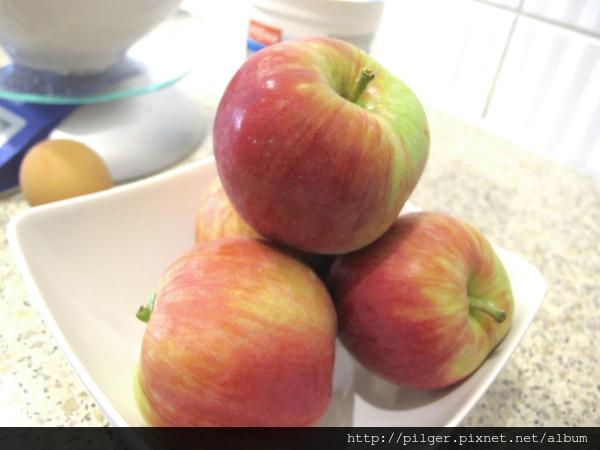杏仁奶酪蘋果派