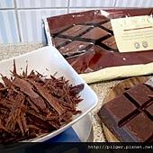 頹廢風 雙巧克力奶酪蛋糕