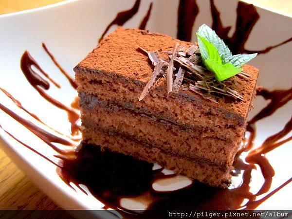 濃情 巧克力蛋糕