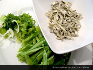 小魚乾炒飯