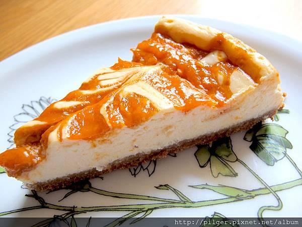 杏桃奶酪蛋糕