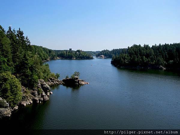 奧騰石丹 人工湖 Stausee Ottenstein