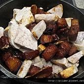 芋頭紅燒肉 製作步驟