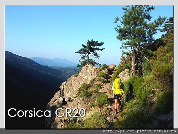 Corsica GR20 p3a