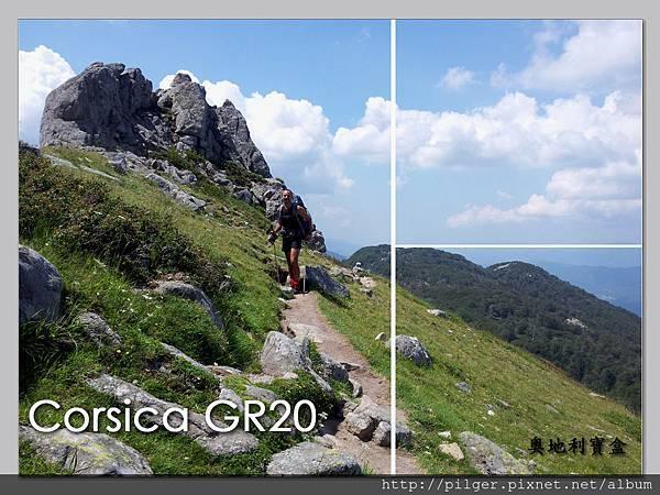 Corsica GR20h