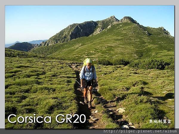Corsica GR20b