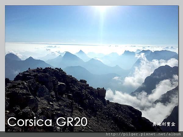 科西嘉GR20 Info